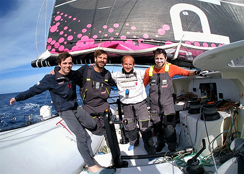 Equipage Rolex Middle Sea Race